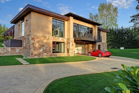 vue extérieure - West Bellevue House - Washington, USA