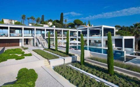 vue extérieure - villa location - France
