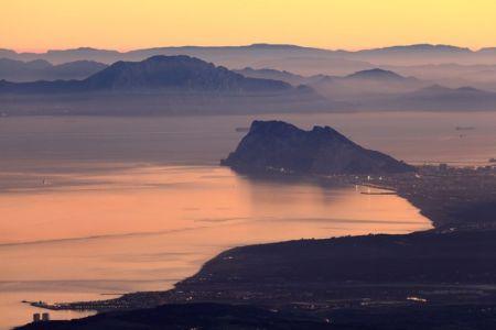 vue océan - New-Aloes à Gibraltar