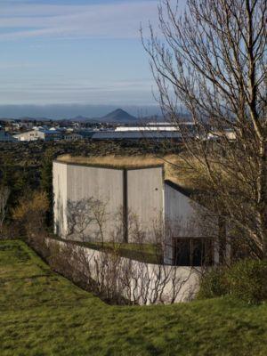 vue panoramique - Bakkaflöt 14 par Studio Granda - Islande