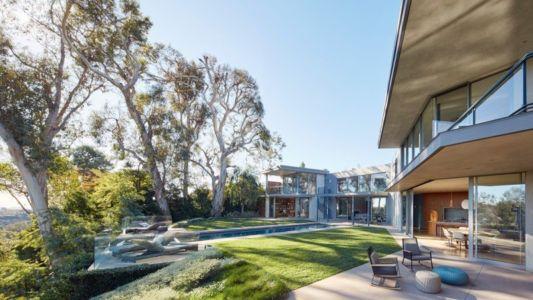vue panoramique - Chatauqua Residence par Studio William Hefner - Californie, Usa