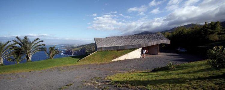 vue panoramique - Clifftop House Maui par Dekleva Gregoric Arhitekti - Maui, Hawaï