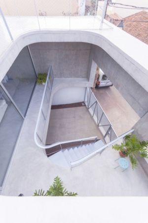 vue panoramique Etage & rue - g-house par Esau Acosta - El Sauzal, Espagne