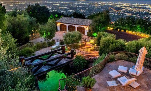 vue panoramique - Superbe villa de Tom Cruise