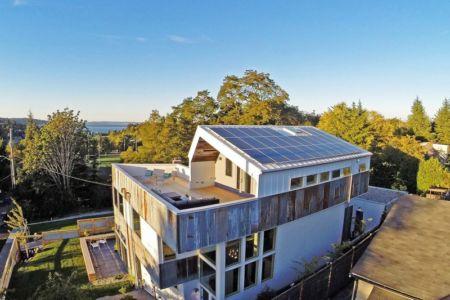vue panoramique - Unique Reclaimed Modern par Dwell Development LLC - Seattle, Usa