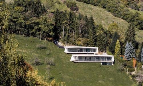 vue panoramique - Villas-2B par Love Architecture - Graz, Autriche