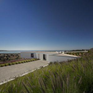 vue panoramique entrée - zauia-house par mario martins atelier - Val da Lama, Portugal