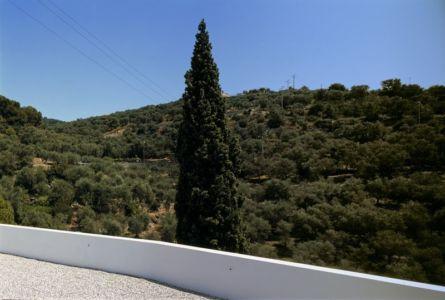 vue panoramique paysage - Villa-Studiorossi par Studiorossi Secco - Crevo, Italie