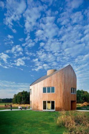vue panoramique - standard-house par Robert Konieczy KWK Promes - Gmina Pszczyna, Pologne