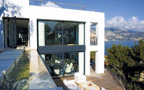 vue panoramique - villa O - France