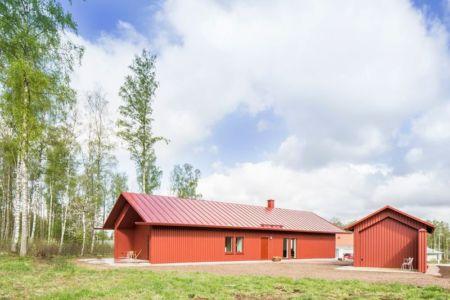 vue panoramique - villa-vallmo par Thomas Sandell - Skaraborg, Suède