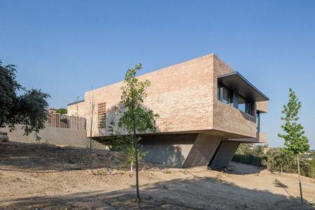 vue principale -House-Molino par Mariano Molina Iniesta, Espagne