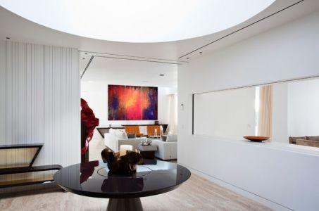 vue salon - SV-House par A-Cero - Seville, Espagne