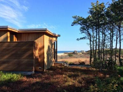 vue sur océan - Long Dune Residence par Hammer Architects - Truro, Usa