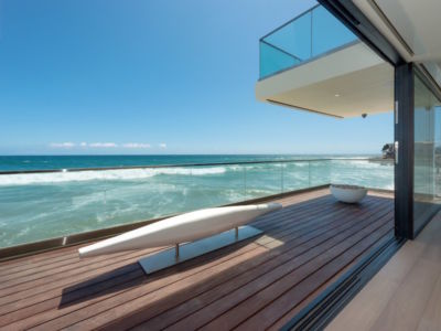 vue sur océan - villa contemporaine à Malibu, Usa