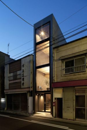 width-house par Yuua Architects - Toshima, Japon