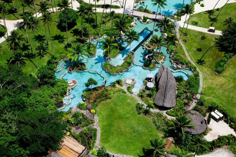 Magnifiques bungalows pour des vacances exotiques dans les les fidji construire tendance - Villa de vacances exotiques island views ...