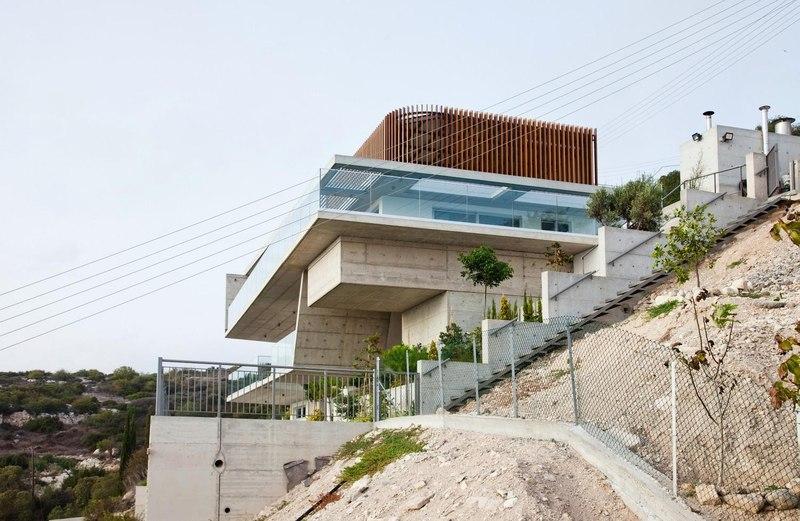 Construire tendance - La residence kitchel par boora architects ...