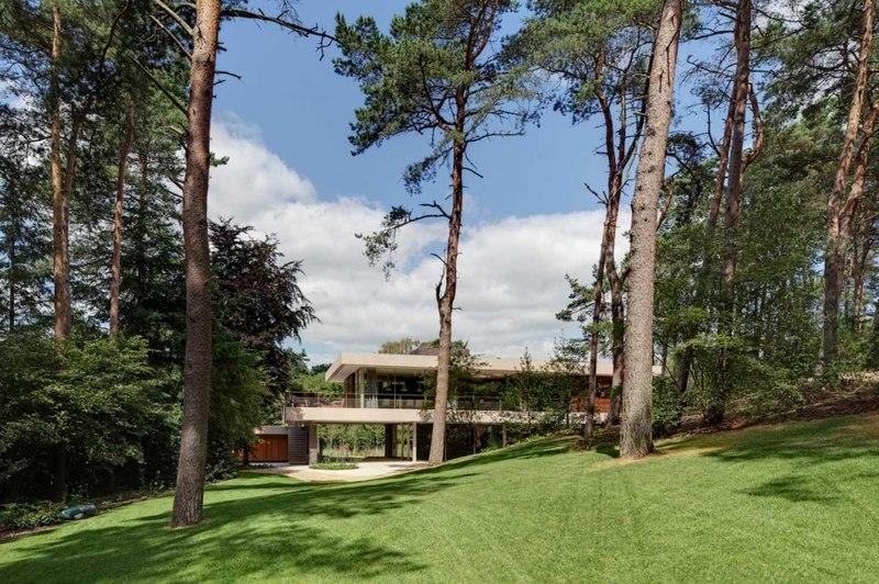 The dune villa par hilberinkbosch architects utrecht for Jardin hormiguita viajera villa bosch