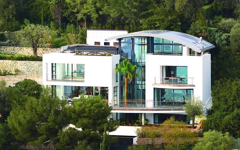 Villa Baie Du Cap St Martin