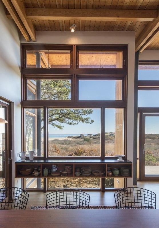 Long dune residence par hammer architects truro usa - La residence kitchel par boora architects ...