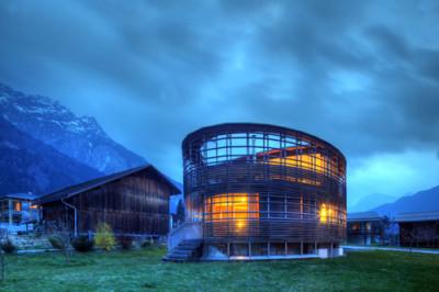 Maison-bois-lumineuse-Montafon-Kleboth-Lindinger-Dollnig-Autriche