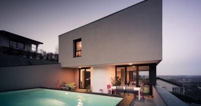 PARC Architectes - SAINT-ROMAIN