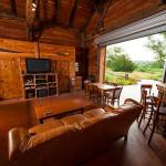 Bar - Salon - Rénovation Grange - Barn Heritage - Fultonville - USA