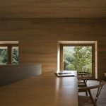 bureau - rénovation - maison traditionnelle - El Bosquet  - espagne - photos Aleix Bagué