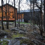 côté - Holston River House - Sanders-Pace-Architecture - USA
