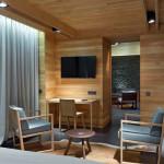 Chambre - Chalet 2.0 par YOD-Design Lab
