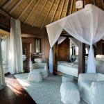 Chambre -- Réserve Leobo - Rech et Cartens Architects - Afrique du Sud