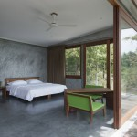 chambre 2- the-naked-house - marc gerritsen - thaïlande