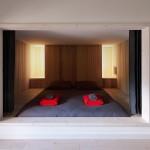 chambre 2 - Villa solaire - Jérémie Kœmpgen - Morzine - France