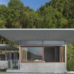 chambre du haut - the-naked-house - marc gerritsen - thaïlande