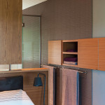chambre - maison bois - Anik Pelockuin - Messines - Canada