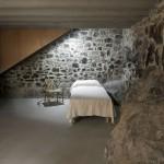 chambre - rénovation - maison traditionnelle - El Bosquet  - espagne - photos Aleix Bagué