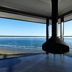 cheminée - Bluewave- F2 architecture - Australie