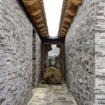 corridor - Casa VR - Elias Rizo Architecte - Tapalta - Mexique
