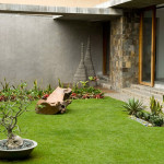 Cour - Maison Bambou par Atelier Sacha Cotture - Philippines
