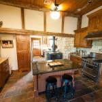 Cuisine - Rénovation Maison - Barn Heritage - Fultonville - USA