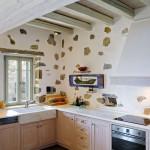 cuisine - Eagles-Nest- Sinas Architects -Serifos - Grèce - Nikos Stefani