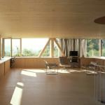 grande pièce de vie - Pascal Flammer Architekten- Balsthal - Suisse