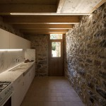 cuisine - rénovation - maison traditionnelle - El Bosquet  - espagne - photos Aleix Bagué