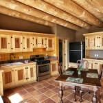 cuisine - Lemuria - Earthship - Taos - USA