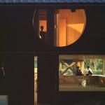 entrée extérieure - Pascal Flammer Architekten- Balsthal - Suisse