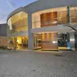 Entrée - Glass House par Nico Van Der Meulen Architects à Johannesburg Afrique du Sud