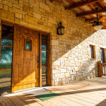 Entrée Maison - Rénovation Maison - Barn Heritage - Fultonville - USA