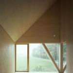 entrée - Pascal Flammer Architekten- Balsthal - Suisse
