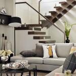 escalier bois et verre - Sorrento Residence - Carlisle Homes - Australie